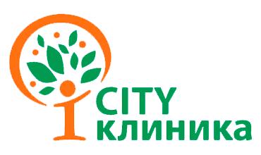 Логотип CITY Клиника