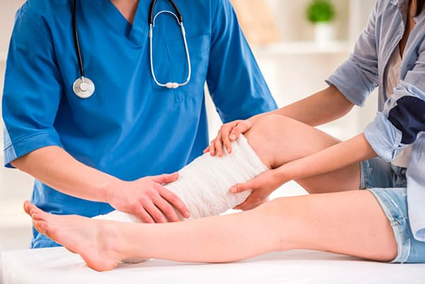 Консультация и прием травматолога в СИТИ Клинике